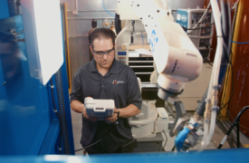 Robotic Welding 3